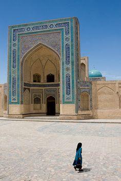 Kalyan Mosque, Bukhara, Uzbekistan #JetsetterCurator #SilkRoad