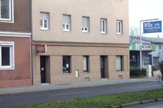Filiale Nr. 95, Wiener Straße 210: ob sie die schlichte Vorgängerin der - wenige Meter daneben befindlichen - Filiale Nr. 25 war?
