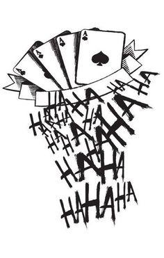 The Joker Tattoos 5 . - The Joker Tattoos 5 … - The Joker Tattoos 5 . - The Joker Tattoos 5 … - Joker Tattoos, Joker Card Tattoo, Game Tattoos, Batman Tattoo, Jared Leto Joker Tattoo, Drug Tattoos, Clown Tattoo, Tatuaje Harley Quinn, Wing Tattoos