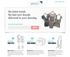 Stitch Fix has just launched their beta, which offers the latest trends in fashion and the best new clothes brands delivered to your doorstep, using the Prefinery beta management software.