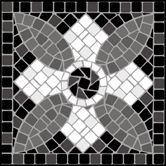 Mosaic stencils from The Stencil Library. Buy from our range of Mosaic stencils online. Page 1 of our Mosaic cornerpiece stencil catalogue. Stained Glass Paint, Stained Glass Patterns, Mosaic Patterns, Mosaic Stepping Stones, Stone Mosaic, Mosaic Glass, Mosaic Crafts, Mosaic Art, Mosaic Tiles