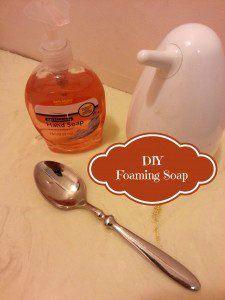 DIY Foaming Hand Soap - Simply Sherryl