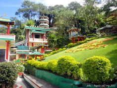 Bell Church Baguio City, Philippines Loved this peaceful place. Philippines Destinations, Philippines Beaches, Philippines Travel, Baguio City, Quezon City, Trinidad, Places To Travel, Places To Go, Visayas