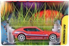Hot Wheels Easter Eggslusives - Volkswagen SP2 2011 series only $0.01 + Shipping!