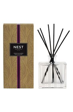 NEST Fragrances 'Moroccan Amber' Reed Diffuser available at #Nordstrom