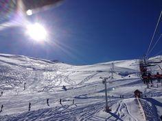 La Parva en Lo Barnechea, Metropolitana de Santiago de Chile Best Skis, Skiing, Snow, Mountains, Nature, Travel, Beautiful, Santiago, Volcanoes