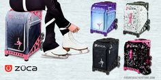 Zuca Sport Bags ✅ https://figureskatingstore.com/bags/zuca-bags/ Zuca bags especially excelled in figure skating as a prime choice for an ice skating bag for all ice skaters big or small. #figureskatingstore #figureskating #icelandvannuys #icelandvannuys #sportbag #figureskater #zuca #zucabag #zucasport #figureskatingbag #iceskating #ice #skating #zucasportcollection