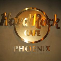 Hard Rock Cafe Phoenix.