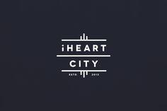 I Heart City by Oddds, via Behance