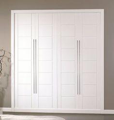 Innentür / einflügelig / Holz / doppelt 9007A Puertas Sanrafael