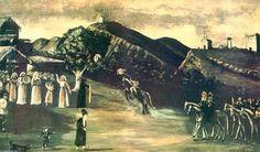 Mariage à Kakheti - (Niko Pirosmani)
