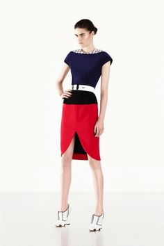 Prabal Gurung Resort 2013-14
