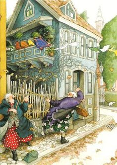 Inge Look Postkaarten 35