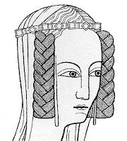 """Basics of Hair Braiding, Or """"Just Get It Off My Neck"""" Lady Petronia Casta"""