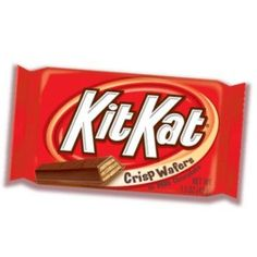 """Break me off a piece of that Kit Kat bar! This candy bar is comprised of four """"fingers"""" that can be snapped from the bar. Each finger is made of three layers of creme-filled wafers, surrounded by an outer layer of chocolate. Chocolates, Kit Kat Candy, Kit Kat Bars, Candy Brands, Free Stuff By Mail, Favorite Candy, Printable Coupons, Halloween Candy, Candyland"""
