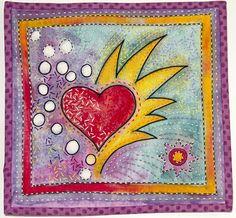 Exuberant Heart by Jennifer Beaven