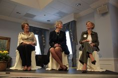 """Is it easy to be a Baylor first lady? Not at all"" // A hilarious interview with three first ladies of Baylor presidents."