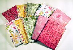 matchbook notepads