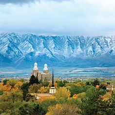Top mountain trips: Logan, UT