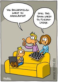 ...Amokläufer/Fliesenleger  :-)