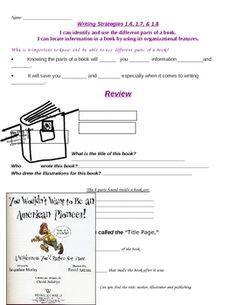 math worksheet : parts of a book  worksheets book and kindergarten reading : Parts Of A Book Worksheet Kindergarten