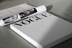 New Vogue Nederland - beautiful packaging.