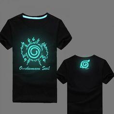 T Shirt Naruto fluorescent shirt men Tees Tops Men Clothes Naruto Uzumaki, Anime Naruto, Naruto Clothing, Naruto T Shirt, Fashion Leaders, Anime Life, Mens Tee Shirts, Anime Outfits, Shirt Price