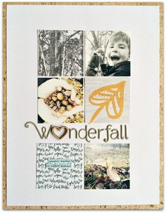 Wonderfall by Rockermorsan at @studio_calico Walden kit