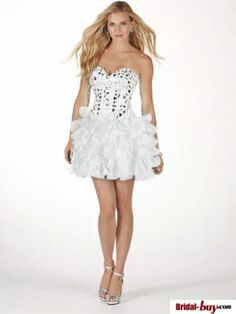 sexy prom dress short dress