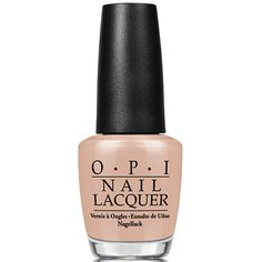 OPI Washington Collection Nail Varnish - Pale to the Chief (15ml) (305145 BYR) ❤ liked on Polyvore featuring beauty products, nail care, nail polish, makeup, nails, beauty, cosmetics, opi nail polish, opi nail varnish and opi nail color