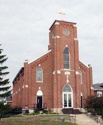 St. Joseph Church (Reynolds, IN)