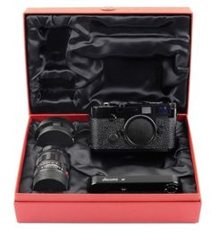 Leica Black Paint MP3 LHSA Special Edition
