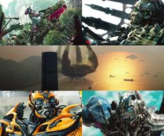 New Action-Packed Transformers Extended Spot - https://www.youtube.com/watch?v=omc9je-Zj_4