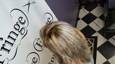 Fringe Salon Company hair by Melissa
