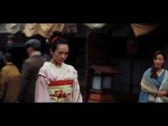 Memoirs of a Geisha  Based on the fictional novel by Arthur Golden.    This film was nominated for and won numerous awards, including nominations for six Academy Awards, three of which – Best Cinematography, Best Art Direction and Best Costume Design – were won.