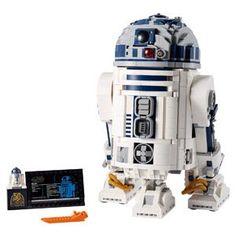 LEGO Star Wars R2-D2 75308 Lego Star Wars, Star Wars Droids, Film Star Wars, Star Wars Set, Lego Droid, Lego Ucs, R2d2, Building Toys For Kids, Sabre Laser