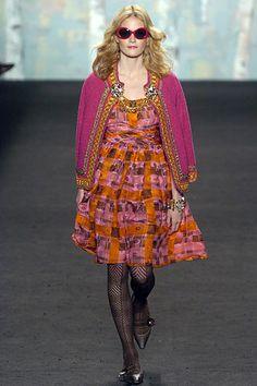 Anna Sui, Autumn/Winter 2005, Ready to Wear