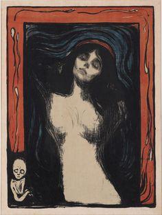 Madonna (Edvard Munch) - Wikipedia, the free encyclopedia