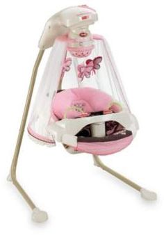 Buy Fisher-Price Papasan Cradle Swing, Mocha Butterfly with big discount! Get Fisher-Price Papasan Cradle Swing, Mocha Butterfly with worldwide shipping now! Baby Cradle Swing, Baby Swings, Fisher Price, Cradles And Bassinets, Swings For Sale, Butterfly Baby, Baby Head, Baby Accessories, Infants