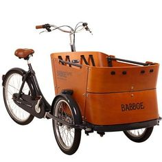 cargo bike tricycle