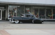 50 Chev Business Coupe