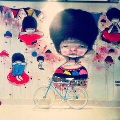 Sebastian Maria Otto – Kunst mit Charakter   #Win! #kunst #malerie #streetart