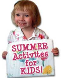 Great Boredom-Busting Summer Activities for Kids