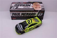Paul Menard Diecast 27 2017 Menards 1/24 NASCAR   DiecastCarsNow.com Chase Elliott Nascar, Paul Menard, Nascar Collectibles, Diecast, Cars, Vehicles, Toys, Rolling Stock, Autos