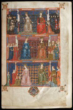 The Royal Anjou Bible