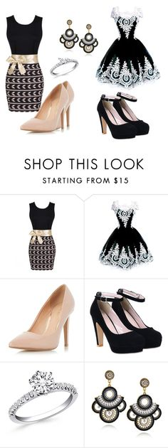"""""""Military Ball"""" by coco-sweet ❤ liked on Polyvore featuring Dorothy Perkins"""