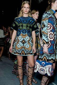 Valentino Primavera/Verano 2015, Moda para mujer - Desfiles (#20450)