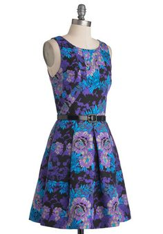 Plenty by Tracy Reese Bold Bouquets Dress, #ModCloth