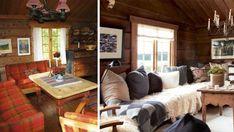 I over ti år har Tom restaurert hytta fra 1714