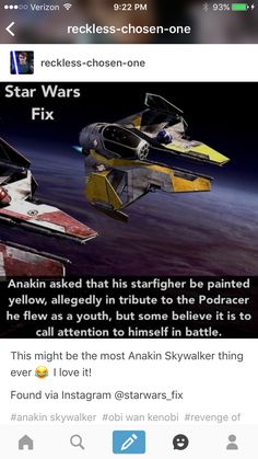That's actually a good strategic plan tho? As one of the best pilots, drawing . That's actually a good strategic plan tho? As one of the best pilots, drawing attention and fire away from less skilled . Star Wars Film, Star Wars Rebels, Star Wars Clone Wars, Anakin Vader, Anakin Skywalker, Star Wars Jokes, Star Wars Facts, Star War 3, Love Stars